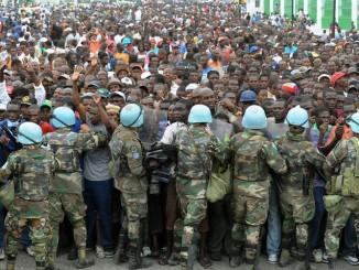 protest cap haitien 1