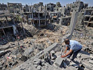 Damage Gaza