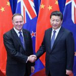 Gordon Campbell on National's extremely cosy relationship with China