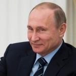 Gordon Campbell on Vladimir Putin's wonderful, fabulous, very good year