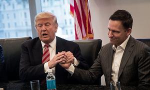 Trump Thiel 2