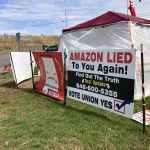 Gordon Campbell on the battle to bring some humanity into Amazon's work practices