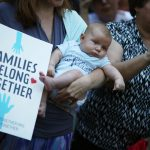 Gordon Campbell on family separations, and family publicity