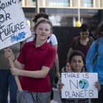 Gordon Campbell on the school strike for climate change